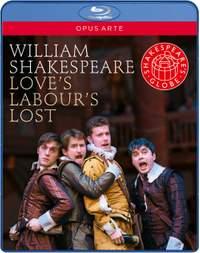 William Shakespeare: Love's Labour's Lost