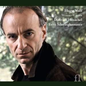 Wolf, H: Gedichte von Eduard Mörike