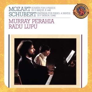 Mozart & Schubert: Works for Two Pianos