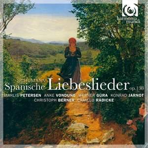 Schumann: Spanische Liebeslieder