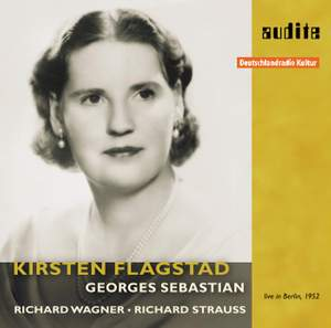 Kirsten Flagstad Sings Wagner & Strauss Product Image