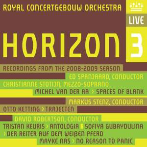 Horizon 3: Recordings from the 2008-2009 season Product Image