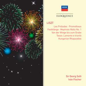 Liszt: Tone Poems & Hungarian Rhapsodies