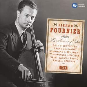 Pierre Fournier: The Aristocrat of Cellists
