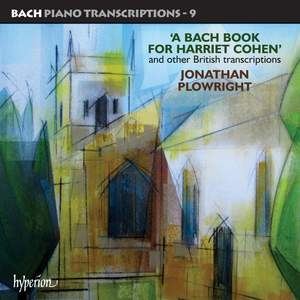 Bach - Piano Transcriptions Volume 9 Product Image
