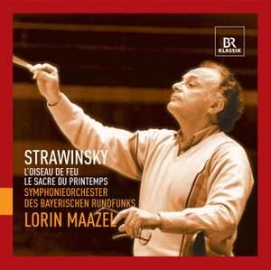 Maazel conducts Stravinsky
