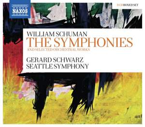 William Schuman: The Symphonies Product Image