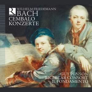 W.F. Bach: Cembalo Konzerte