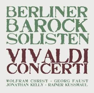Vivaldi: Concerti & The Four Seasons