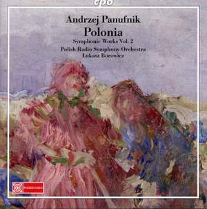 Panufnik: Symphonic Works Volume 2 Product Image