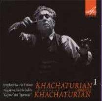 Khachaturian conducts Khachaturian