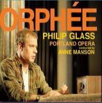 Glass, P: Orphée
