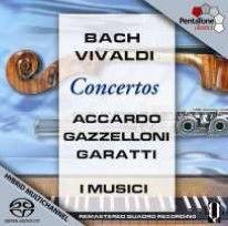 Bach & Vivaldi: Concertos