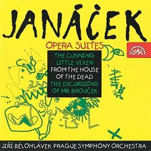 Janacek: Opera Suites