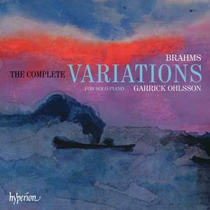 Brahms: The Complete Variations Product Image