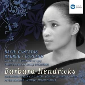 Barbara Hendricks sings Bach, Barber & Copland