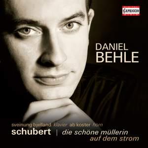 Schubert: Die Schöne Müllerin & Auf dem Strome