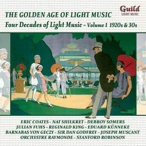 GALM 34: 4 Decades Light M Vol 1