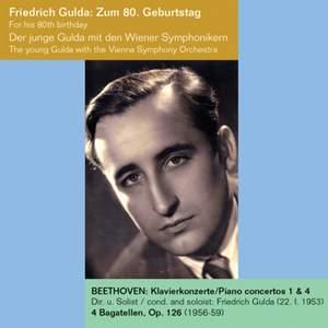 Freidrich Gulda plays Beethoven