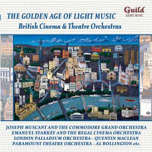 GALM 8: British Cinema and Theatre Orchestras