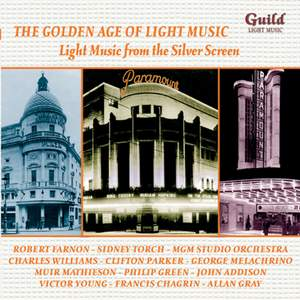 GALM 9: Light Music From The Silver Screen