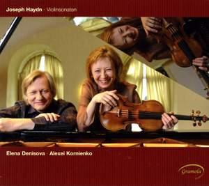 Haydn: Sonatas for Violin & Piano