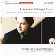 Alexander Schimpf: Piano Recital