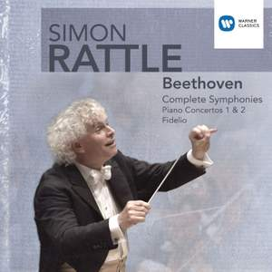 Simon Rattle conducts Beethoven