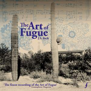 JS Bach: The Art of Fugue