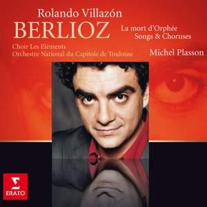 Berlioz: La Mort d'Orphée, Chant guerrier & Chant sacré Product Image