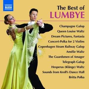 The Best of Lumbye Product Image