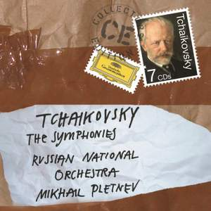 Tchaikovsky: The Symphonies & Tone Poems