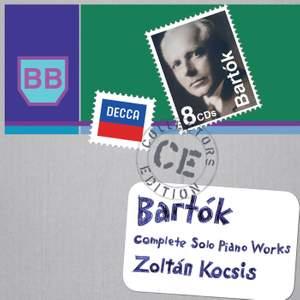 Bartok: Complete Solo Piano Music Product Image
