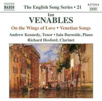The English Song Series Volume 21 - Ian Venables