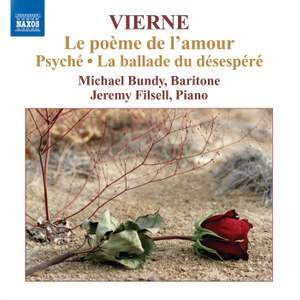 Louis Vierne: Le poème de l'amour