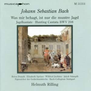 JS Bach - Hunt Cantata, Oboe d'amore Concerto