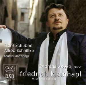 Schubert & Schnittke: Sonatas & Songs