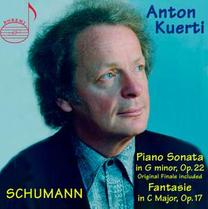 Schumann: Piano Sonata No. 2 & Fantasie