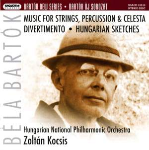 Bartók: Music for Strings, Percussion & Celeste