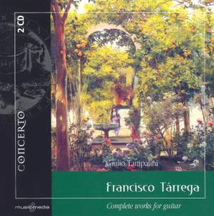Tárrega: Complete Works for Guitar