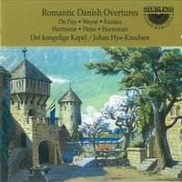 Romantic Danish Overtures
