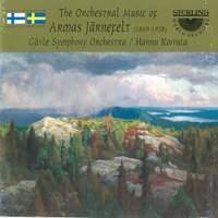 Armas Järnefelt: Orchestral Works