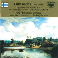 Ernst Mielck: Symphony in F minor