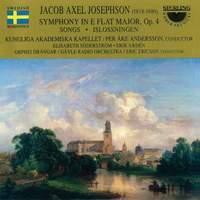 Jacob Axel Josephson: Symphony in E flat, Op. 4