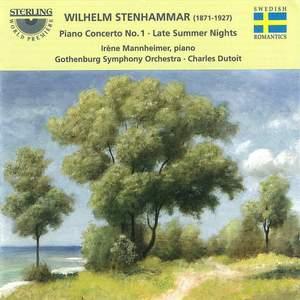 Wilhelm Stenhammer: Piano Concerto No. 1