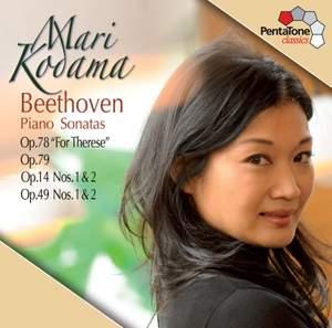 Beethoven: Piano Sonatas Nos. 9, 10, 19, 20, 24 & 25 Product Image