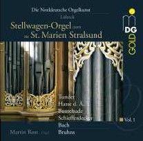 North German Organ Music Vol. 1 – Lübeck