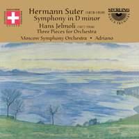 Hermann Suter: Symphony in D minor