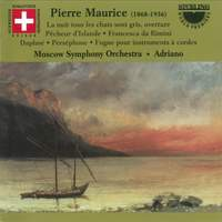 Pierre Maurice: Orchestral Works