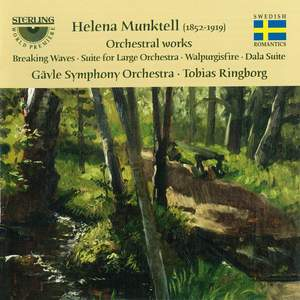 Helena Munktell: Orchestral Works Product Image